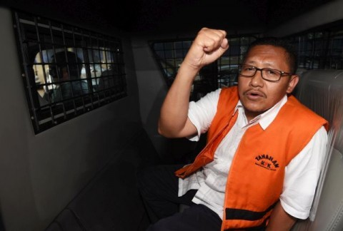 Anas akan Bayar Uang Pengganti Rp57 Miliar Pakai Daun Jambu