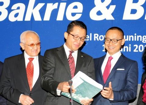 Bakrie & Brothers Lepas Direksinya ke Partai Politik