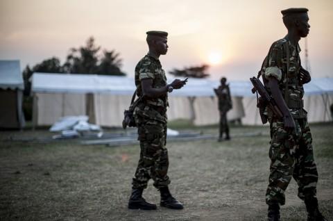 Pemilu Kontroversial di Burundi Dimulai