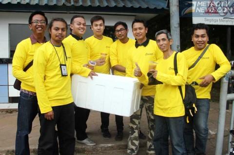 Forum Jurnalis Otomotif Indonesia, Lakukan Aksi Sosial