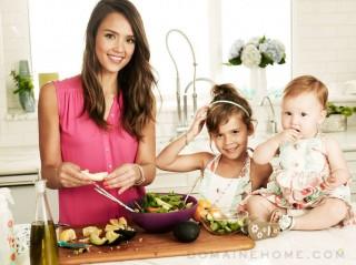 Tips Sehat dan Cantik dari Jessica Alba