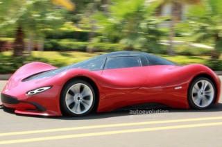 Bikin Supercar Cuma Modal Rp60 Jutaan