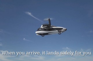 Terrafugia Segera Luncurkan Mobil Terbang New TF-X Otonom