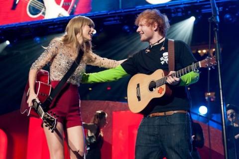 Taylor Swift & Ed Sheeran Kuasai Nominasi MTV VMA 2015