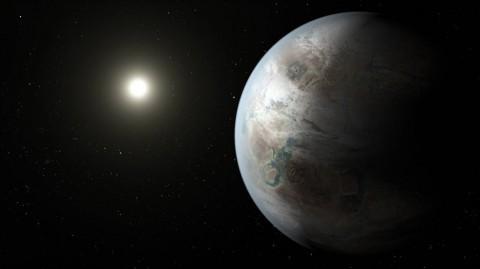 NASA Temukan Planet yang Mirip Bumi