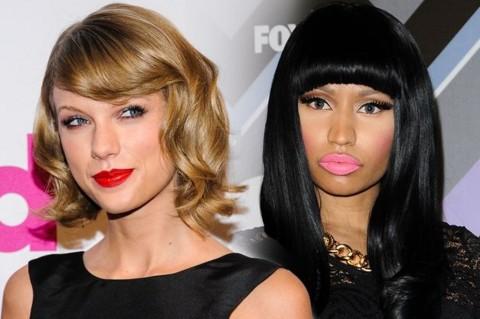 Akhirnya, Taylor Swift Minta Maaf Kepada Nicki Minaj