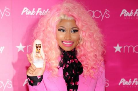 Nicki Minaj Luncurkan Parfum ke-7, The PinkPrint