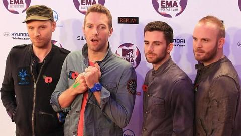 Album Baru Coldplay Hampir Rampung