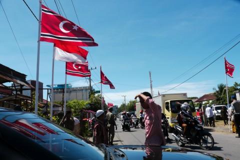 Bendera GAM Berkibar, BIN Percaya Pemda Aceh Bisa Selesaikan