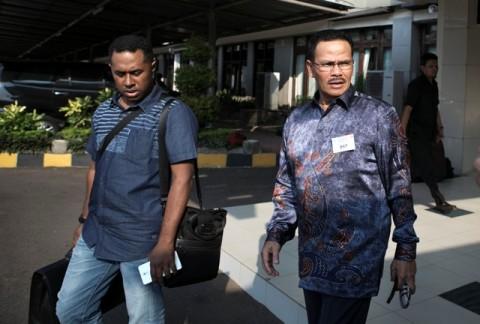Kapolda Papua Dimutasi