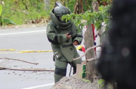 Korban Ledakan Bom Rakitan di Lhokseumawe Membaik
