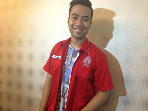 Vidi Aldiano Berharap BPJS Dukung Penderita HIV & AIDS
