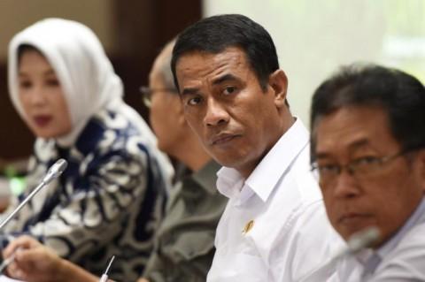 Ini Cara Mentan Amran Atasi Kekeringan di Banten