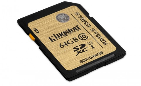 Kingston Rilis SD Card 512 GB