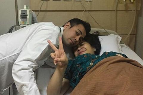 Raffi Ahmad and Nagita Slavina Blessed with a Son