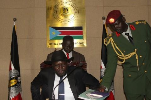 Presiden Sudan Selatan Tolak Berdamai dengan Pemberontak