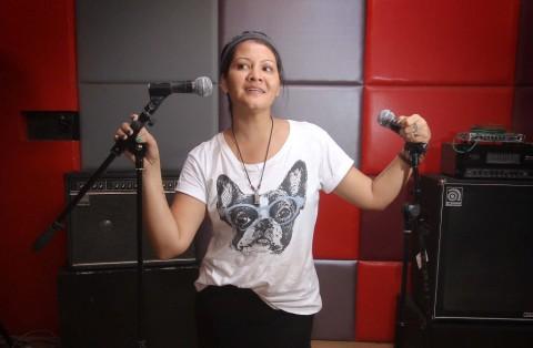 Melanie Subono Terinspirasi Oprah Winfrey