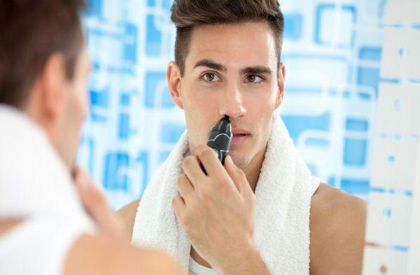 Hati-hati dalam mencukur bulu hidung (Foto Boldsky) bfef51e304