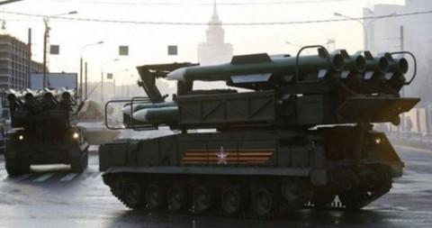 Serpihan Misil di Lokasi MH17, Rusia: Produk Kami Ada Dimana-mana