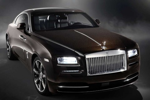 Napak Tilas Sejarah Musik Bersama Rolls-Royce Wraith