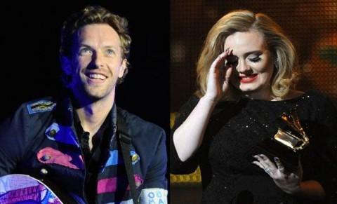 Coldplay dan Adele akan Rilis Album dalam Waktu Dekat