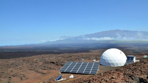 NASA Mulai Jalankan Simulasi Bertahan Hidup di Mars