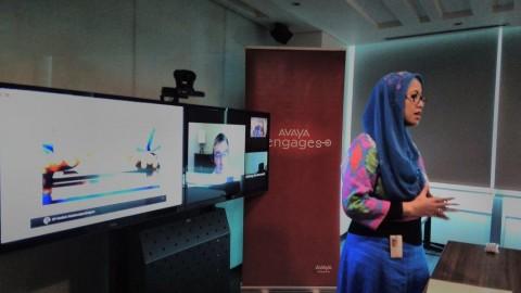 Country Director Avaya Indonesia, Endang Rachmawati