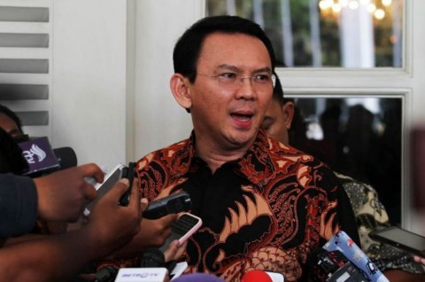 Ahok Threatens to Sue Demonstrators Ruining the Public Facilities