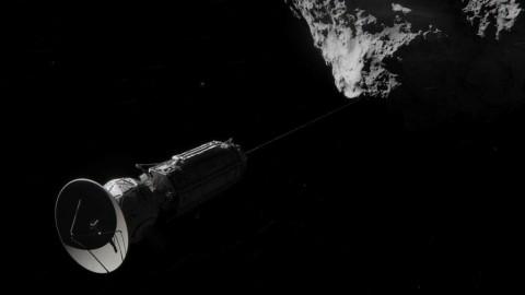 NASA Kembangkan Teknologi Menumpang Komet
