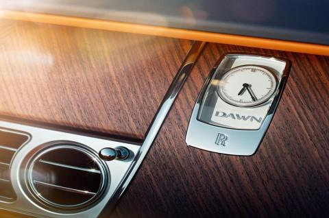Rolls-Royce Dawn Siap Meluncur Secara Online 8 September