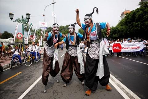 Revitalisasi Titik Nol Km Yogyakarta Dimulai, Hindari Ruas Jalan Ini