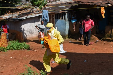 Kasus Ebola Kembali Muncul di Sierra Leone