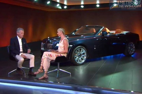 Fantastis! Rolls-Royce Dawn <i>Launching</i> Via <i>Live Streaming</i> dari London