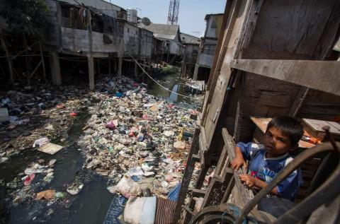 Dalam Setahun, Penduduk Miskin di Indonesia Naik 0,31 Juta Orang