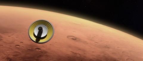NASA Rekrut Mahasiswa Bantu Pendaratan Manusia di Mars
