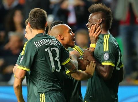 Babak I: Udinese Tertinggal Tiga Gol atas Milan
