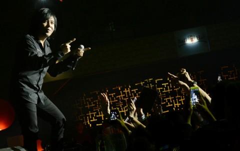 Ari Lasso & Tulus Konser Sepanggung
