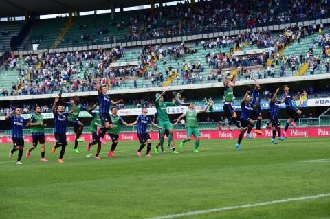 Susunan Pemain Inter vs Verona