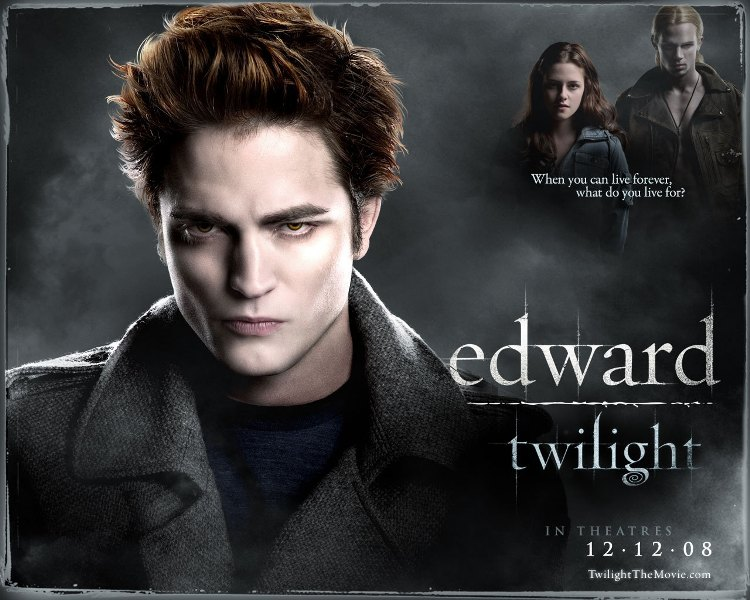 Robert Pattinson dalam Twilight (Foto: fanpop)