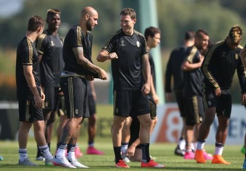 Susunan Pemain Juventus vs Frosinone
