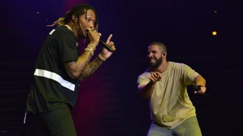 Album Kolaborasi Drake & Future Juara di Amerika