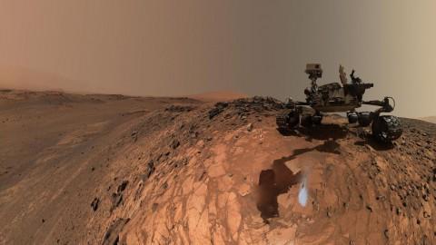 Meski Air Ditemukan di Mars, NASA Tidak Dapat Lakukan Apa Pun
