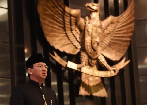 Kesaktian Pancasila, Ahok: Tuhan Masih Memberkati Bangsa Indonesia