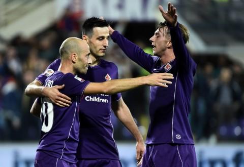 Benamkan Atalanta, Fiorentina Tendang Inter dari Puncak Klasemen