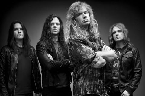 Megadeth Umumkan Detail Album ke-15