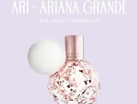 Ari, Merek Parfum Milik Ariana Grande