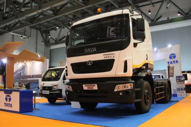 Permintaan Tinggi, Tata Motors Fokus di <i>Heavy Duty</i>