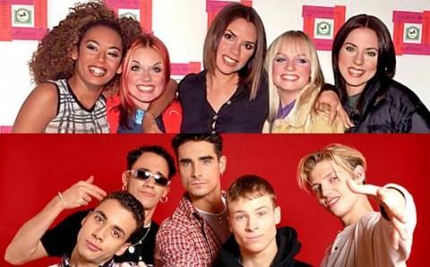 Spice Girls Rencanakan Tur Bareng Backstreet Boys