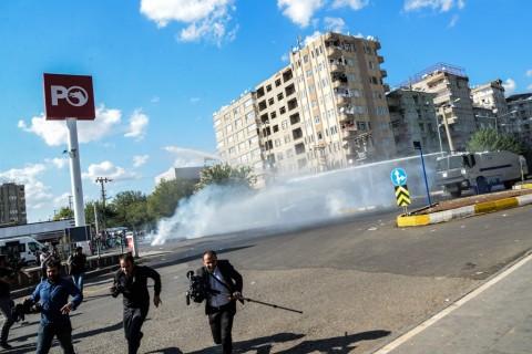 Ledakan Terjadi saat Aksi Damai di Turki, 86 Orang Tewas