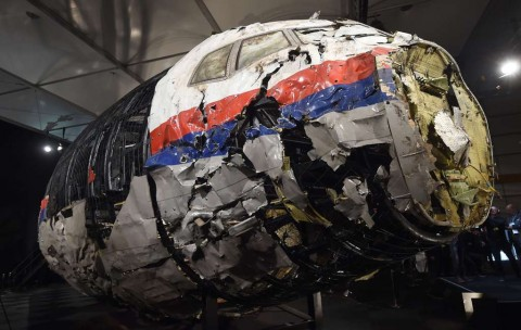 MH17 Ditembak Dari Ukraina Timur
